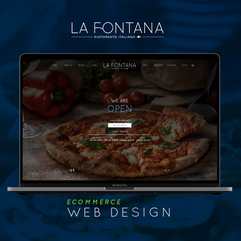 La Fontana Web Design