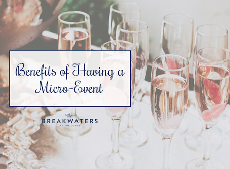 Benefits of Having a Micro-Event