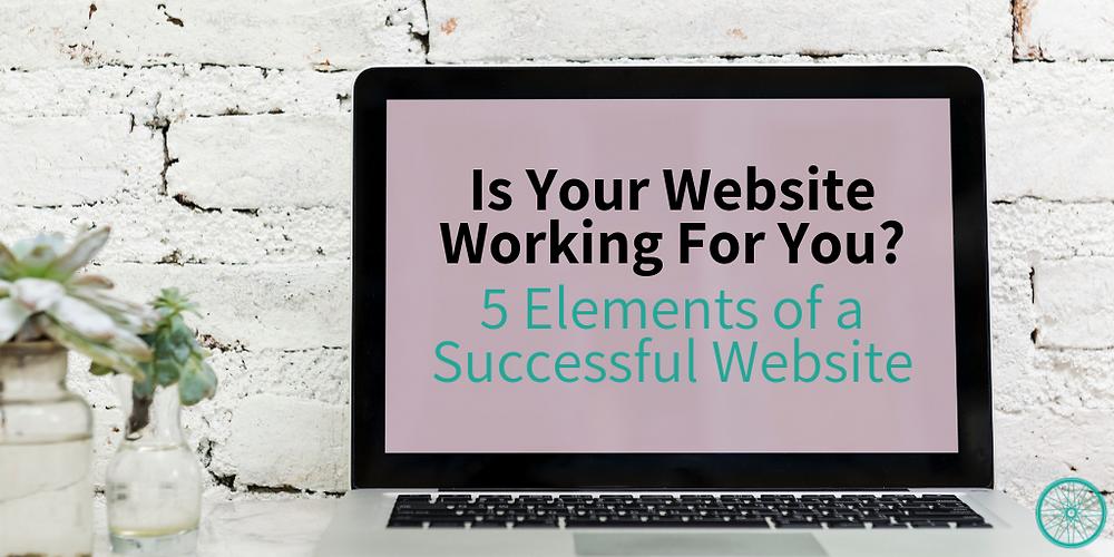 successful website web developer