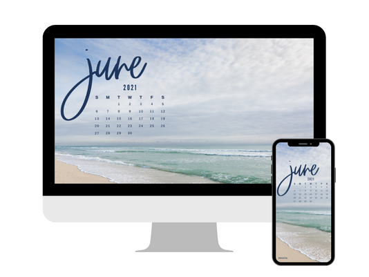 Free, Downloadable Tech Backgrounds for June 2021!