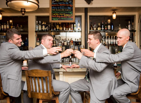Getting Married? Top Tips for the Groom and Groomsmen