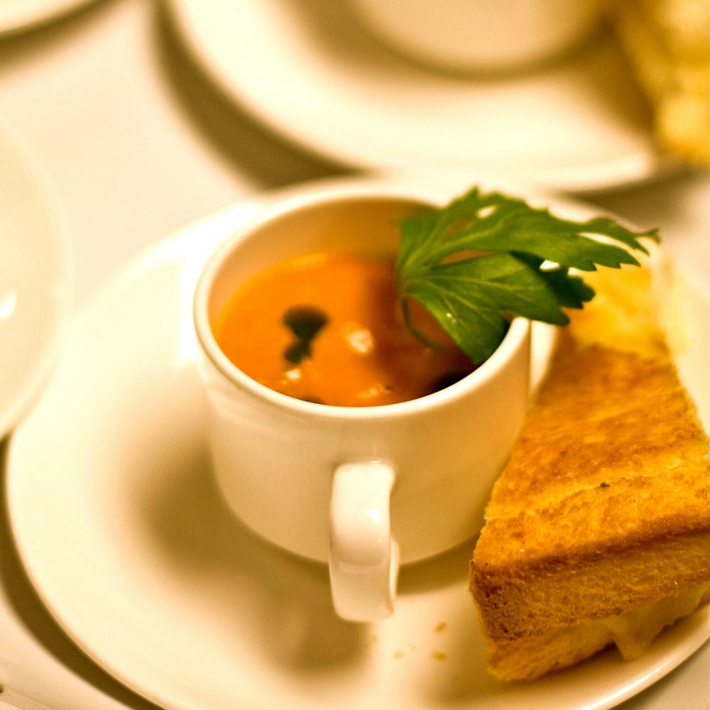 Breakwaters Sea Isle City wedding soup
