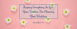 For those who have upcoming weddings planned in April, May, and even leading into the summer, they have been forced to rethink their dates and consider postponing their special day.