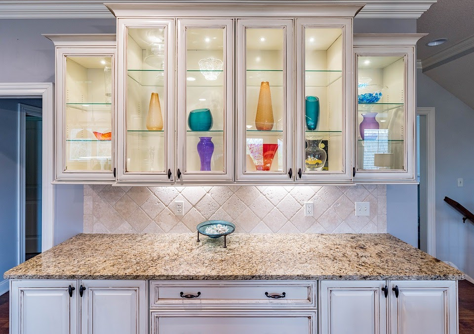 Install Interior Lighting to Your Cabinets