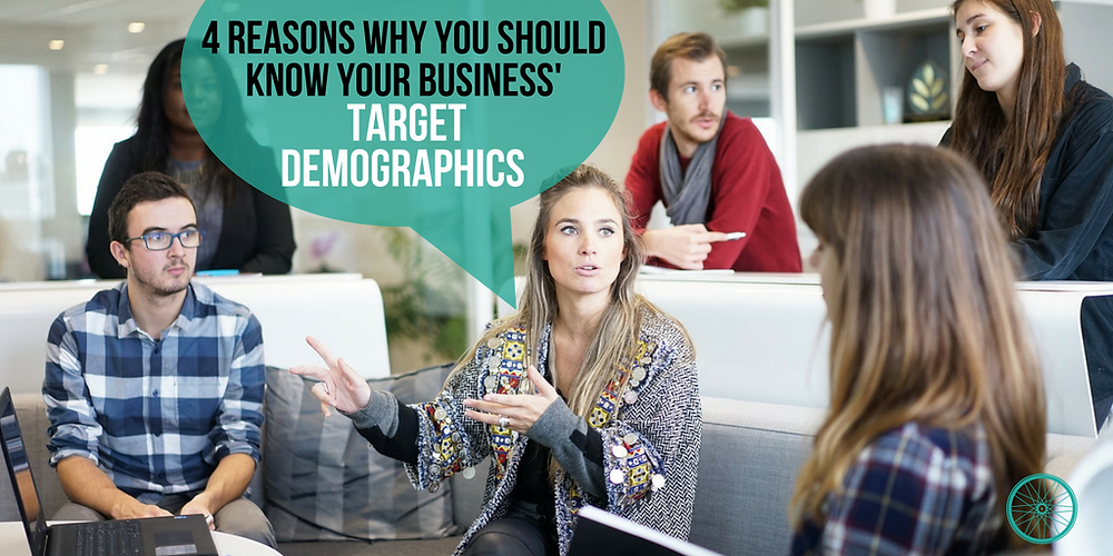 business target demographics