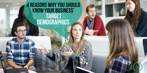 business target demographics