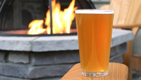 Sample Our New Bar Menu—By the Fire!