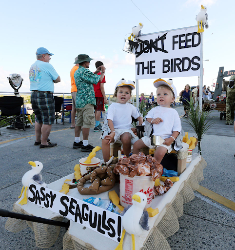 111th Annual Baby Parade - August 12th from 10:00am - 12:00pm on the Boardwalk