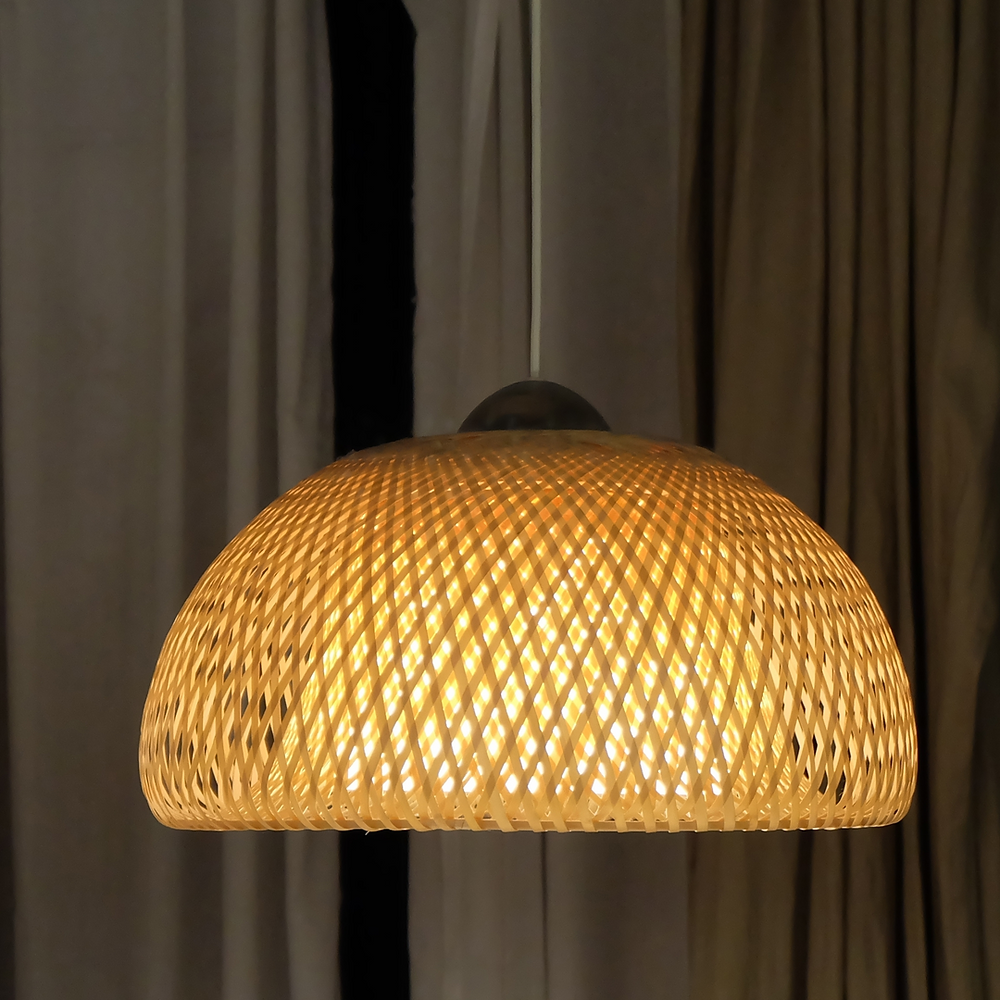 Electrical Plus Bamboo Chandelier