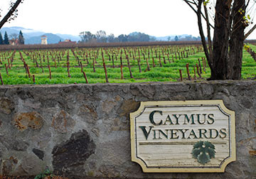Our Caymus Wine Dinner is Coming Up Soon