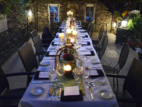 Top 5 Tips for a Memorable Rehearsal Dinner