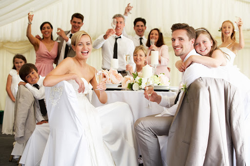 Who Pays for the Wedding Reception?