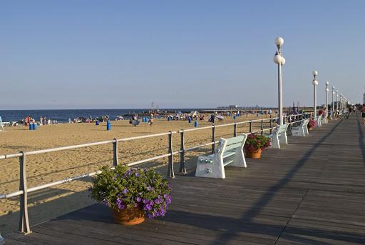 The Jersey Shore Boardwalk