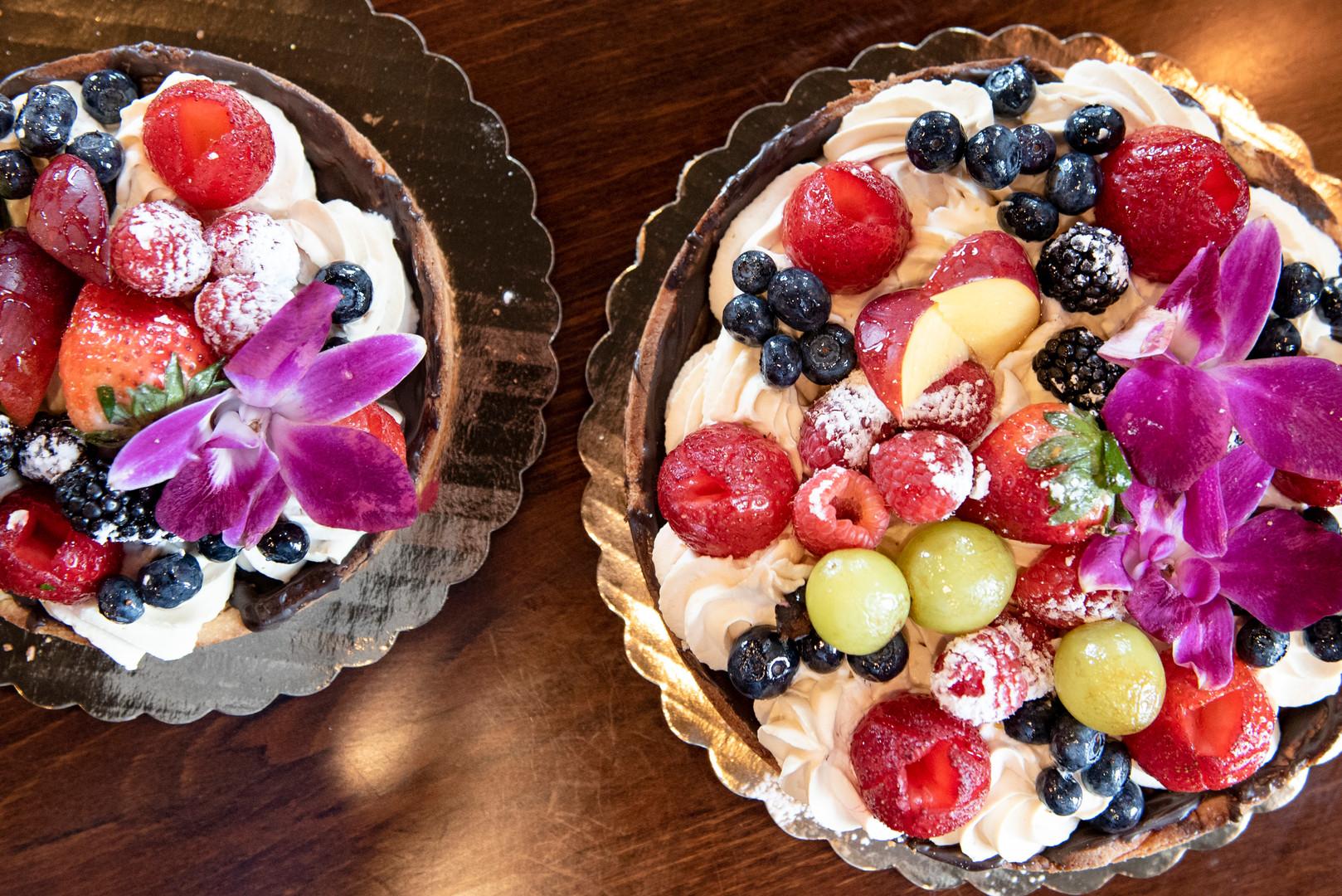 Chantilly Fruit Cake
