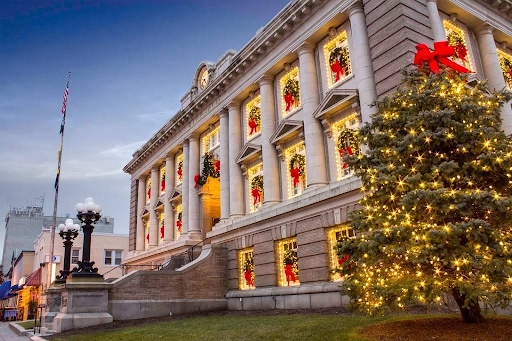 Get in the Holiday Spirit at the Shore this November