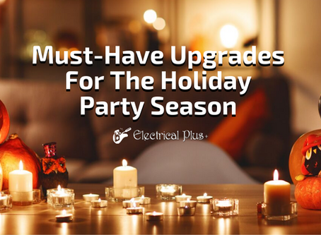 Must-Have Upgrades For The Holiday Party Season