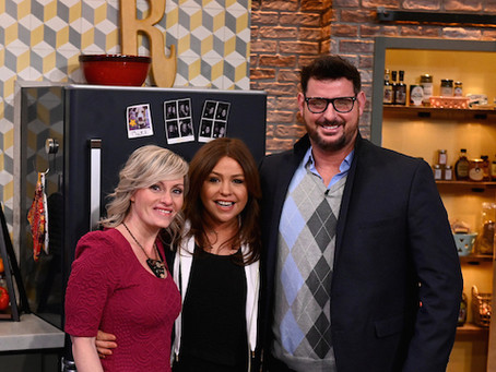 A Wedding Story That Started on the Rachael Ray Show: Devin and Casey