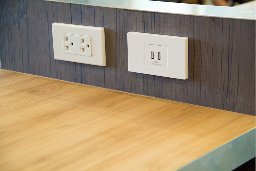 How convenient would it be to have USB data ports integrated into the outlets of your home?