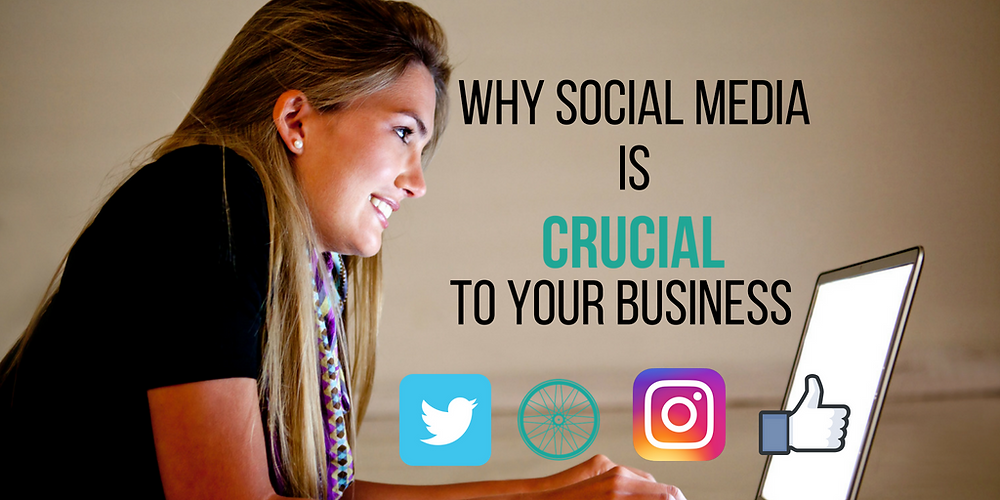 Social media presence for your buisness