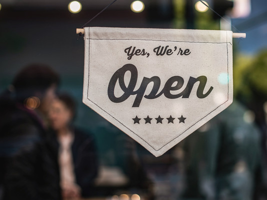 Reopening your business? Update your website now.