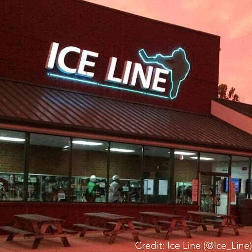 Ice Line and Method Hockey is a local West Chester hockey rink and work out center used by youth leagues, school teams, and the public.