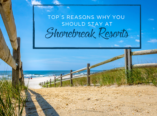 Top 5 Reasons Why You Want to Stay at Shorebreak Resorts This Summer