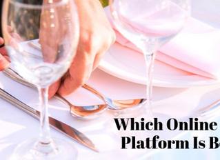 Comparing Online Restaurant Reservation Platforms