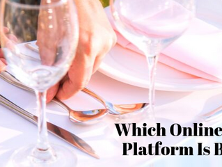 Comparing Online Restaurant Reservation Platforms