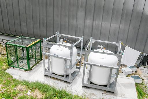 Liquid propane generator
