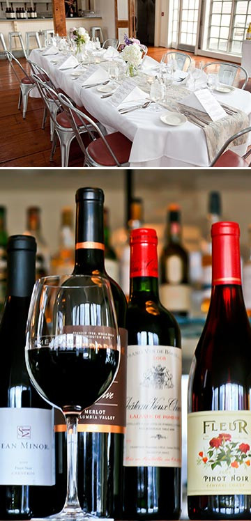 It's Time for Another Wine Dinner at The Gables at Chadds Ford