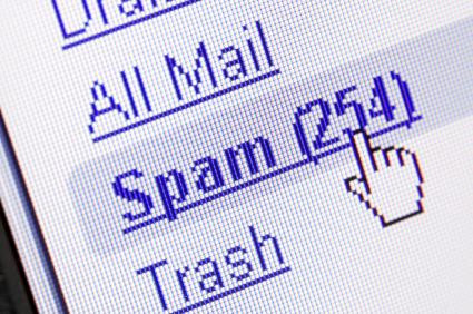 spam email