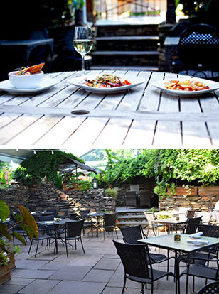 Live Music on the Patio at The Gables at Chadds Ford