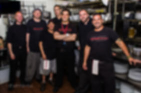 Pietro's Kitchen Staff