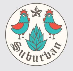 suburban logo