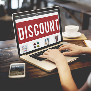 Take advantage of discounts