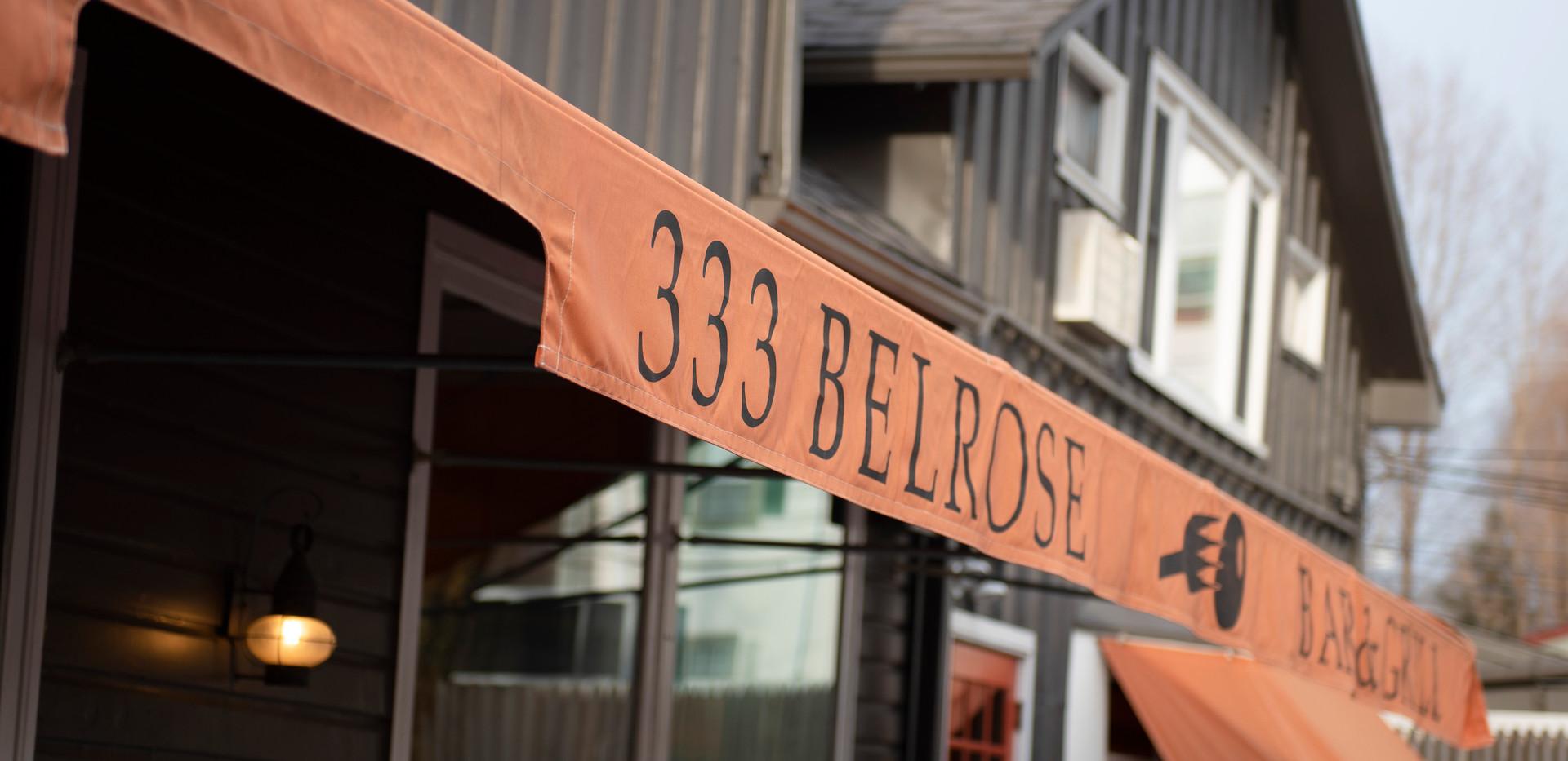 333 Belrose Outside