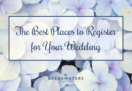Best Places to Register for Your Wedding