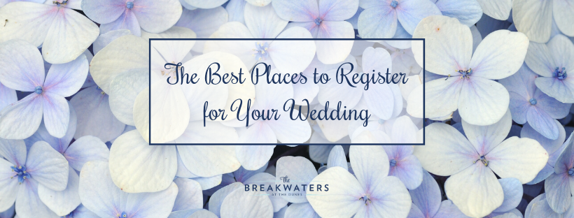 Choosing the right wedding registry makes all the difference when you can relax knowing your gifts will match your home needs.