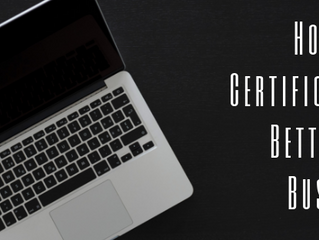 How SSL Certification Will Better Your Business