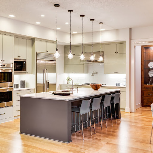 You want your accent lighting to be able to complement the rest of your new kitchen decor.