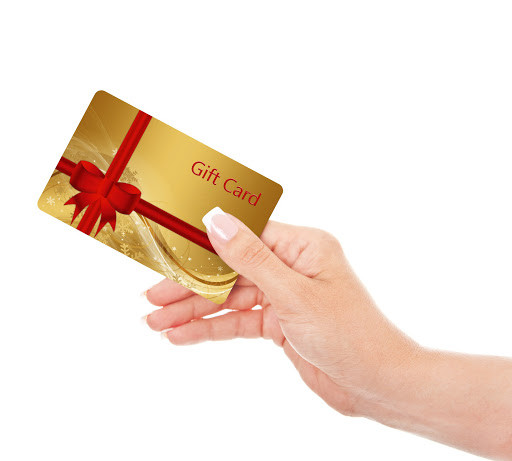 By purchasing a gift card to a local gift shop, boutique, or restaurant, you are putting cash into a business.