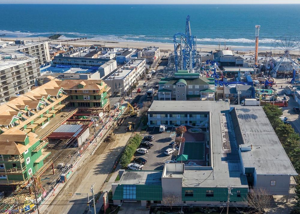 Shorebreak Resorts Ocean City