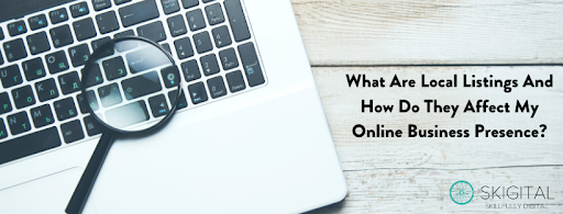 What are Local Listings and How Do They Affect My Online Business?