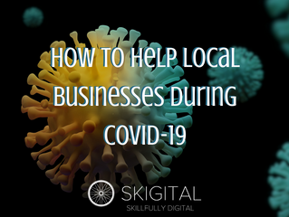 How to Help Local Businesses in the time of COVID-19