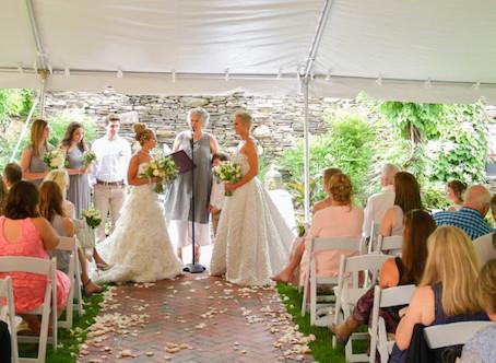 A Season for Every (Rescheduled!) Wedding