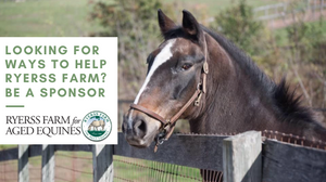 Looking for Ways to Help Ryerss Farm? Be A Sponsor!