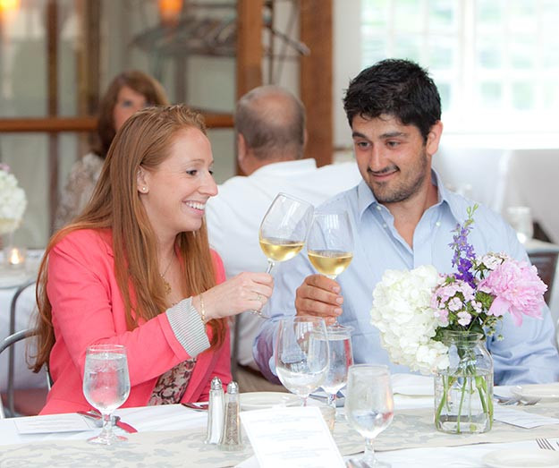 The Gables Wine Pairing Dinner with Penns Woods Winery