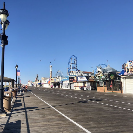 Ocean City's boardwalk