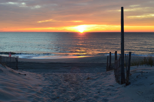 head to the Jersey Shore to have a romantic getaway