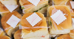 Consider talking to your venue or caterers about putting together a small midnight snack menu.